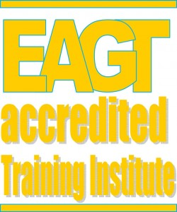 EAGT logo TI accredited